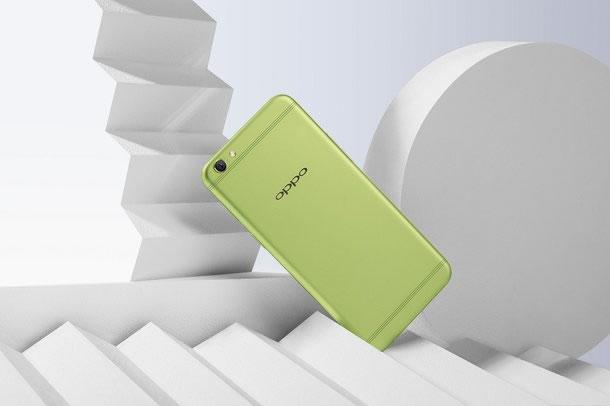 OPPO-R9s-Green-4