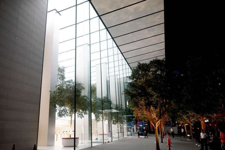 Apple-store-Orchard-Road