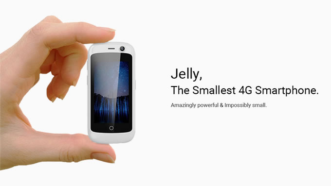 Jelly-smartphone