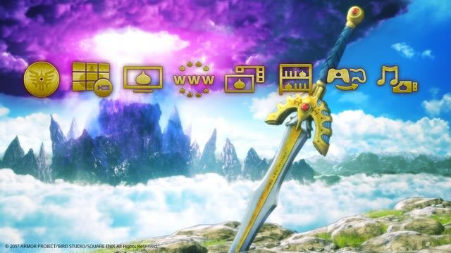 PlayStation-4-Dragon-Quest-Loto-Edition-theme
