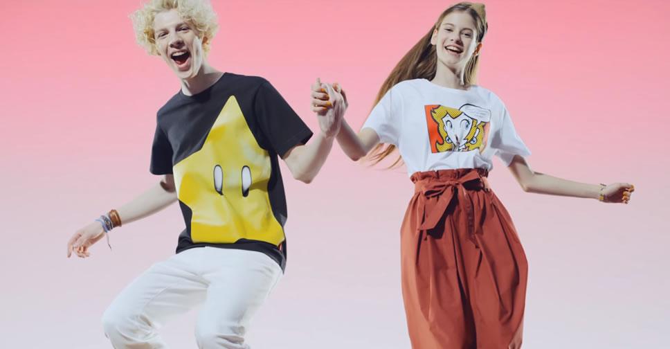 Uniqlo-Star-T-shirt