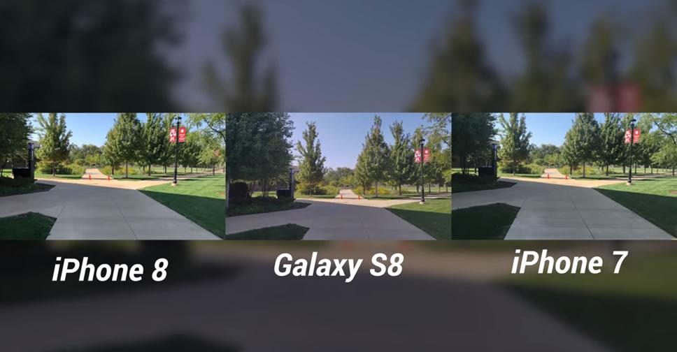 iphone8-vs-Galaxy-s8-vs-iphone7-camera-test