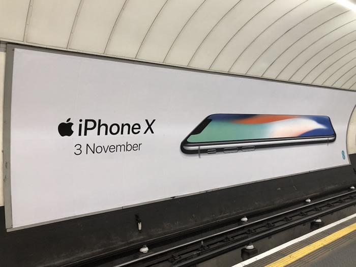 iPhone-X-Billboard-London-2