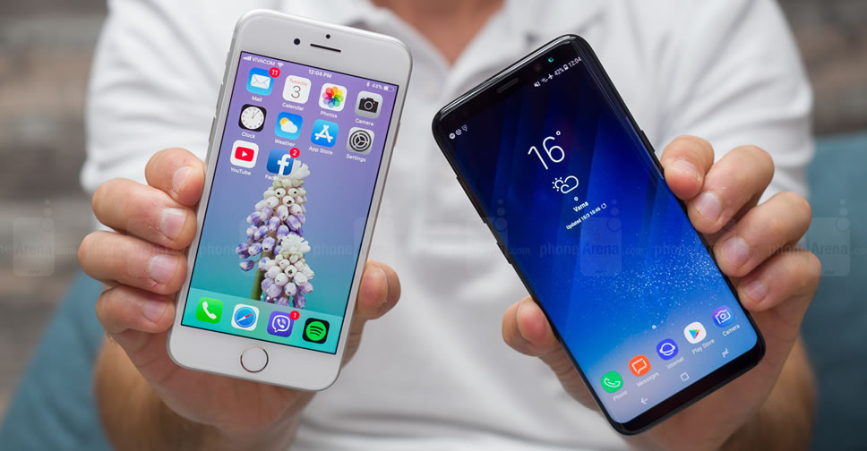 iphone-8-vs-galaxy-s8