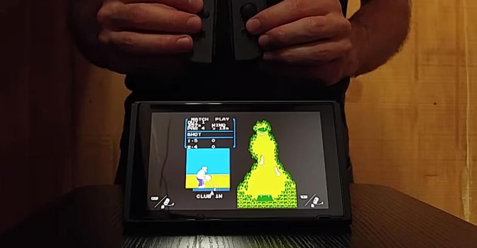 Nintendo-Switch-NES-Golf