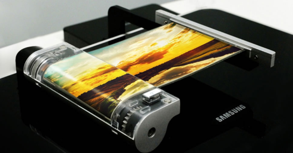 Samsung-rollable-display