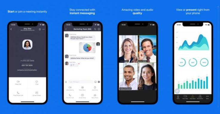 วิธีเปลี่ยนพื้นหลังในระหว่าง Video Calls ในแอพ ZOOM Cloud Meetings บน  iPhone ,Mac และ PC ไม่ต้องกลัวบ้านรก | Flashfly Dot Net