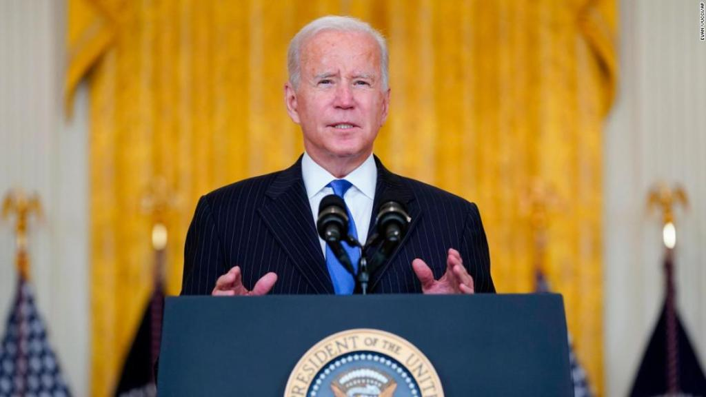 Analysis: Biden's laid-back style helped him win the White House but may be starting to wear thin