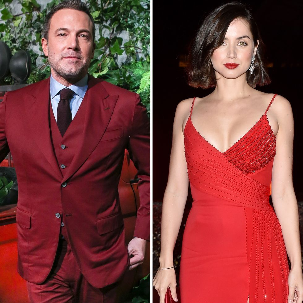 Ben Affleck And Ana De Armas No Longer An Item – Here's Why They Broke Up!