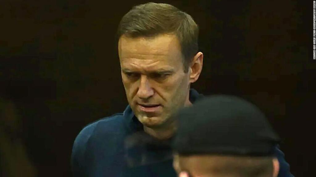 Biden administration preparing to sanction Russia over Navalny treatment this week