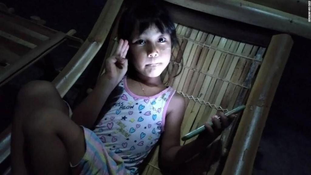 Children locked up for the political beliefs of their parents