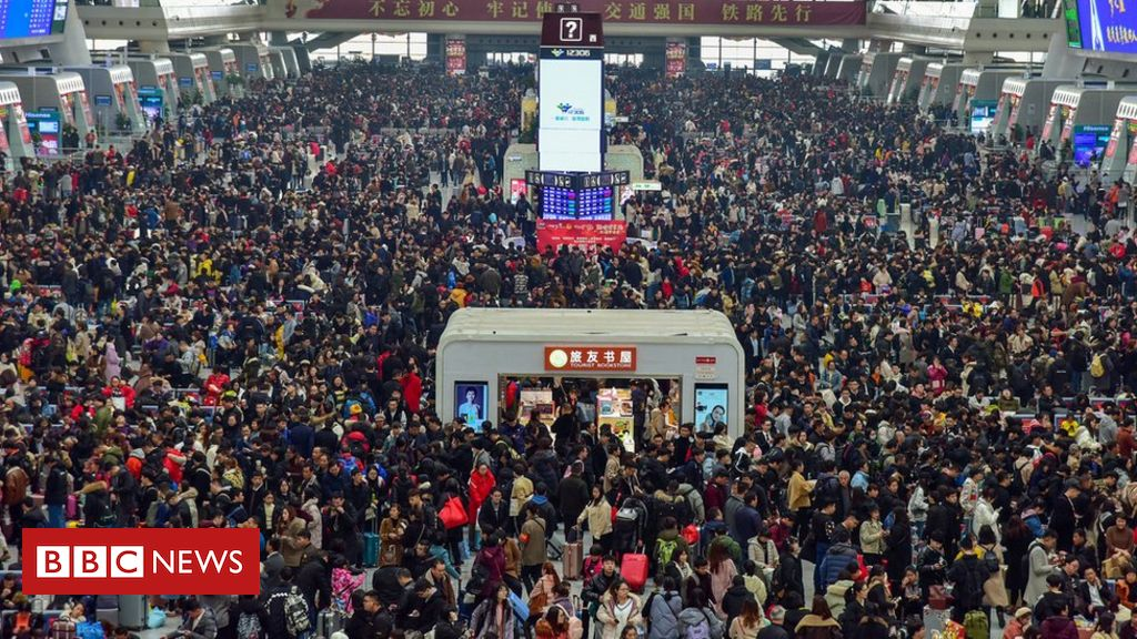 Chinese New Year: Clamping down on going home for the holidays