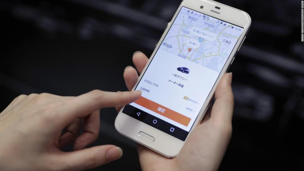 Chinese ride-hailing giant Didi files for US IPO