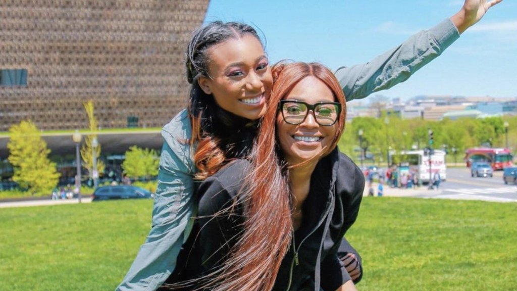 Cynthia Bailey Celebrates The Birthday Of A Special Friend - See Their Photo Together
