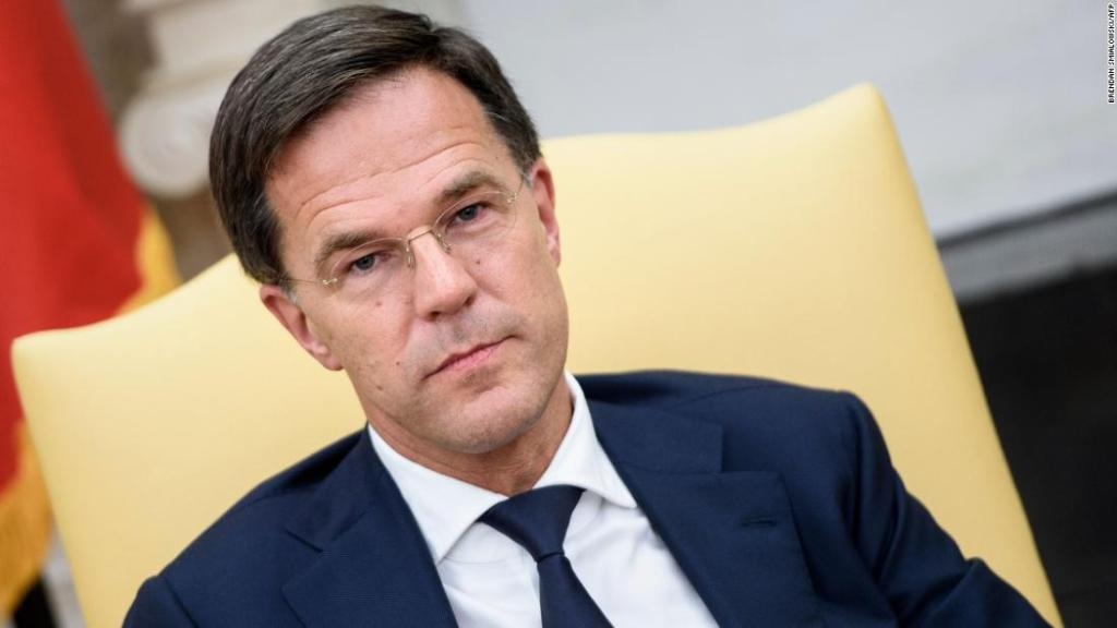 Dutch leader did not visit dying mother for weeks to comply with coronavirus lockdown