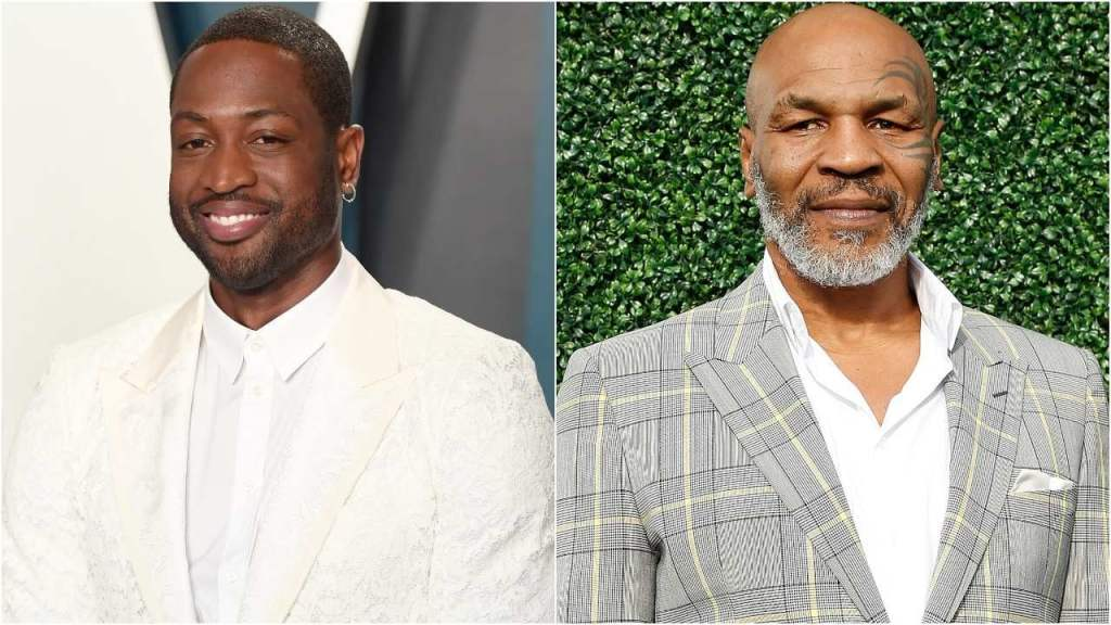 Dwyane Wade Says He 'Appreciated' That Mike Tyson Defended Daughter Zaya Against Rapper Boosie Badazz's Transphobic Comments!
