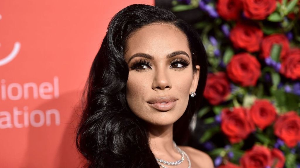 Erica Mena Looks Gorgeous Following Safaree Split - Check Out Her Latest Photo