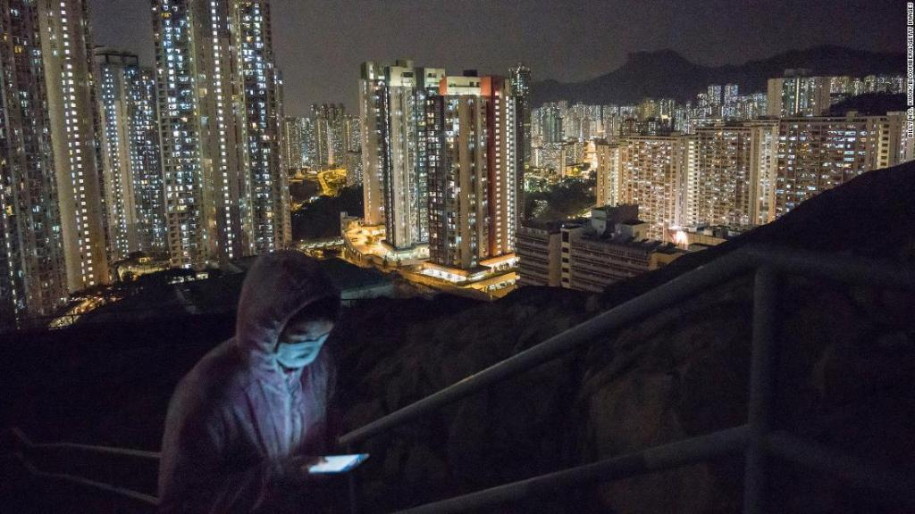 Hong Kong was a 'safe harbor' for tech companies shut out of China. Not anymore