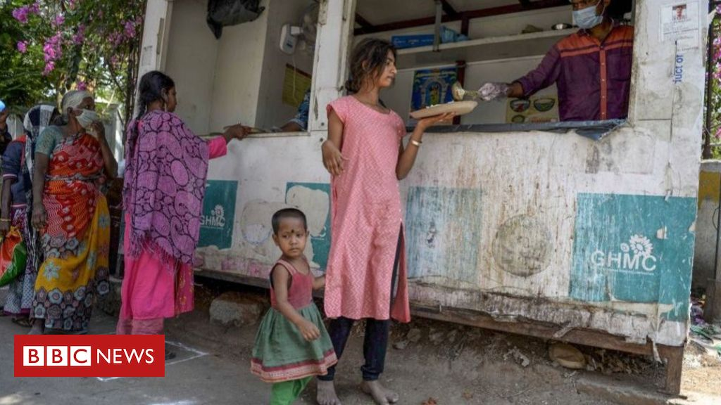 India announces $22bn virus bailout for the poor