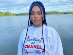 Jordyn Woods Shares Stunning Swimsuit Photo — Critics Of Khloé Kardashian's Nemesis Say Plastic Surgery And Photoshop Are Responsible For Her Good Looks