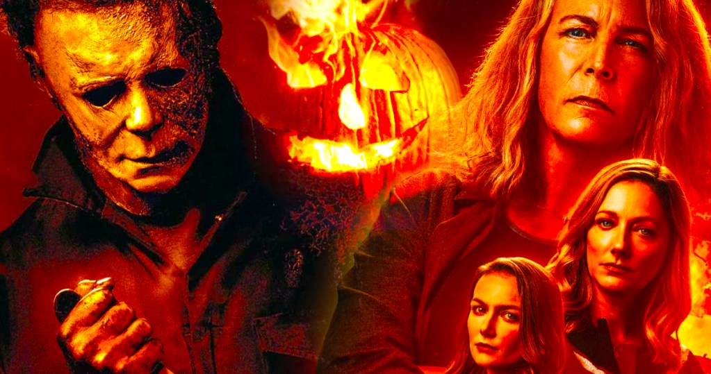 Judy Greer & Jamie Lee Curtis Talk 'Halloween Kills' and the Legacy of Michael Myers [Exclusive]