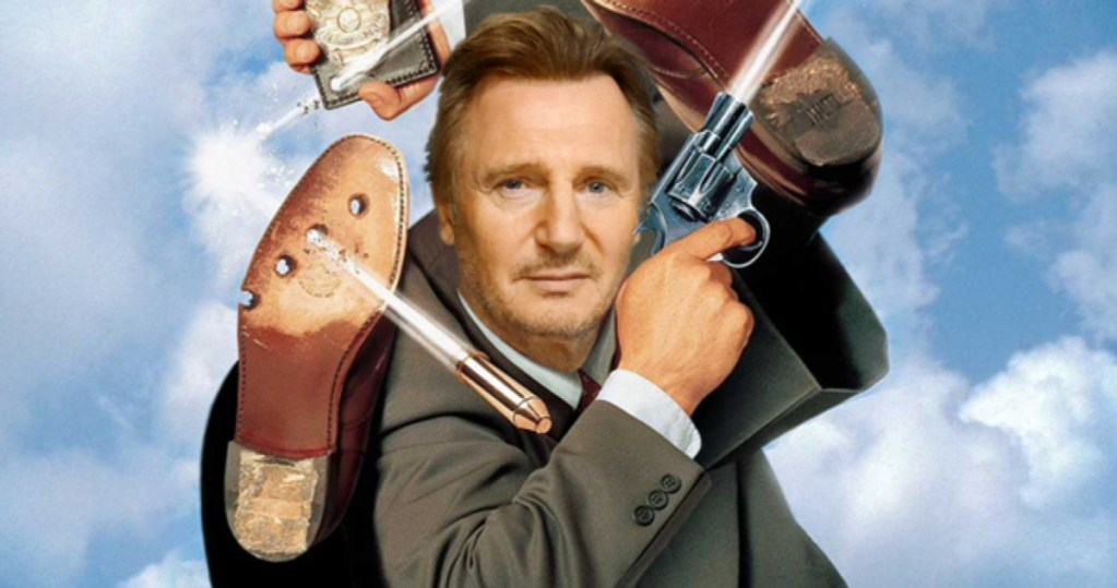 Liam Neeson Is Excited for Seth MacFarlane's 'The Naked Gun'