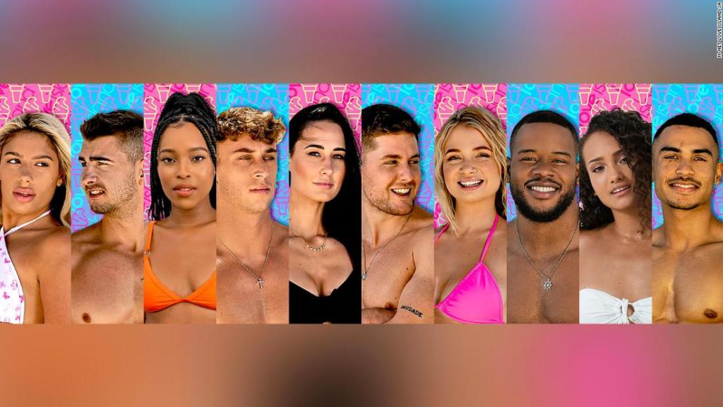 'Love Island South Africa' under fire for mostly White cast