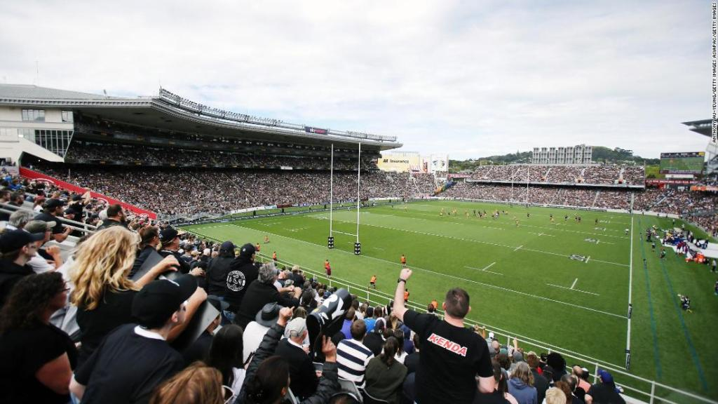 More than 46,000 fans present as New Zealand beats Australia in Bledisloe Cup