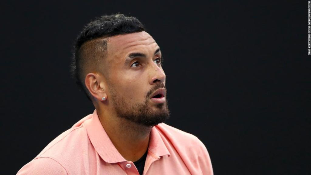 Nick Kyrgios and Boris Becker embroiled in verbal tit-for-tat
