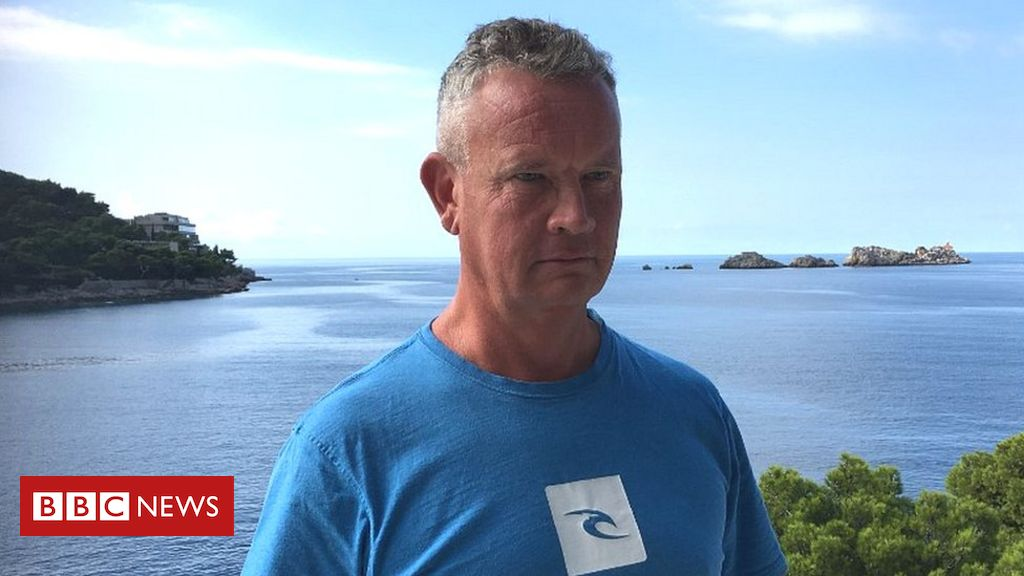Oil firm whistleblower trapped in Croatian holiday hell