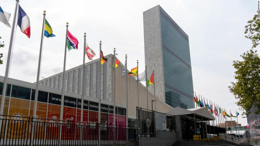 Pandemic forces UN leaders to tape UNGA speeches