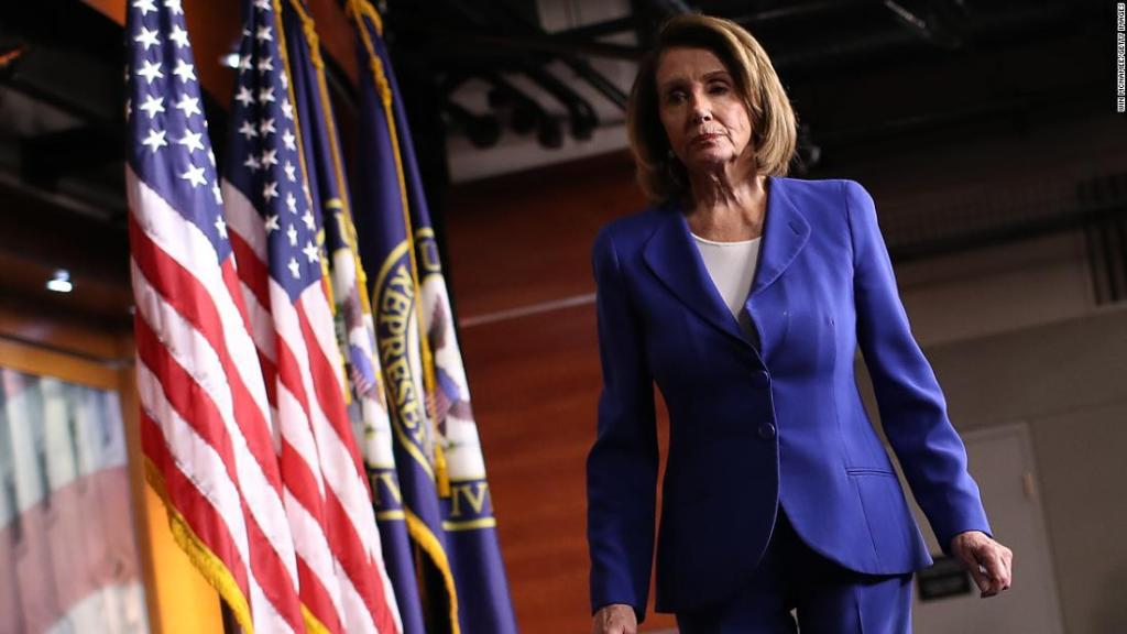 Pelosi says she will not leverage government shutdown to avoid Senate vote on court seat