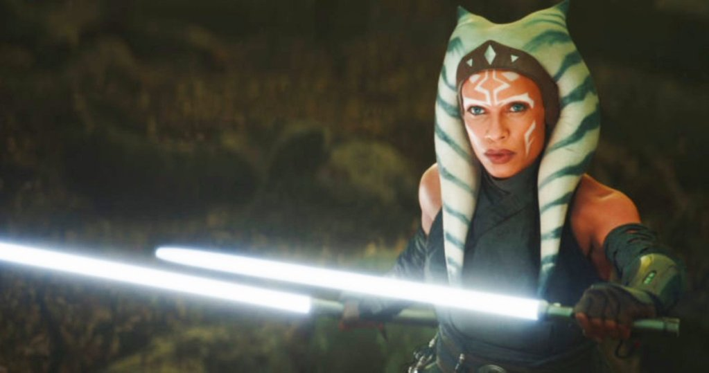 Rosario Dawson Reveals Decades-Old Connection to 'Star Wars' Before Becoming Ahsoka Tano