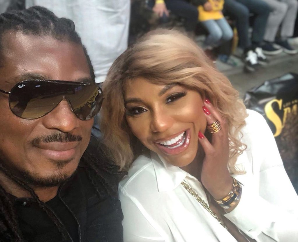 Tamar Braxton's BF, David Adefeso Explains Bonds - Here's His Video
