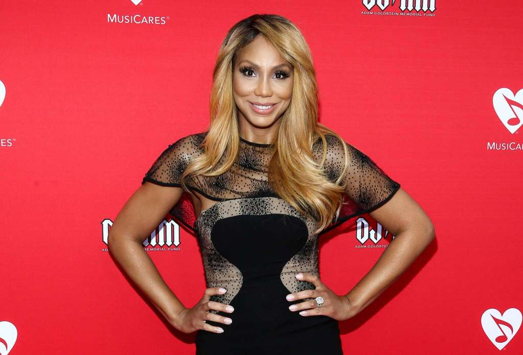 Tamar Braxton Drops A New Podcast Episode With Angela Davis