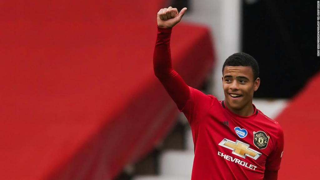 Teen sensation Mason Greenwood boosts Manchester United's Champions League hopes