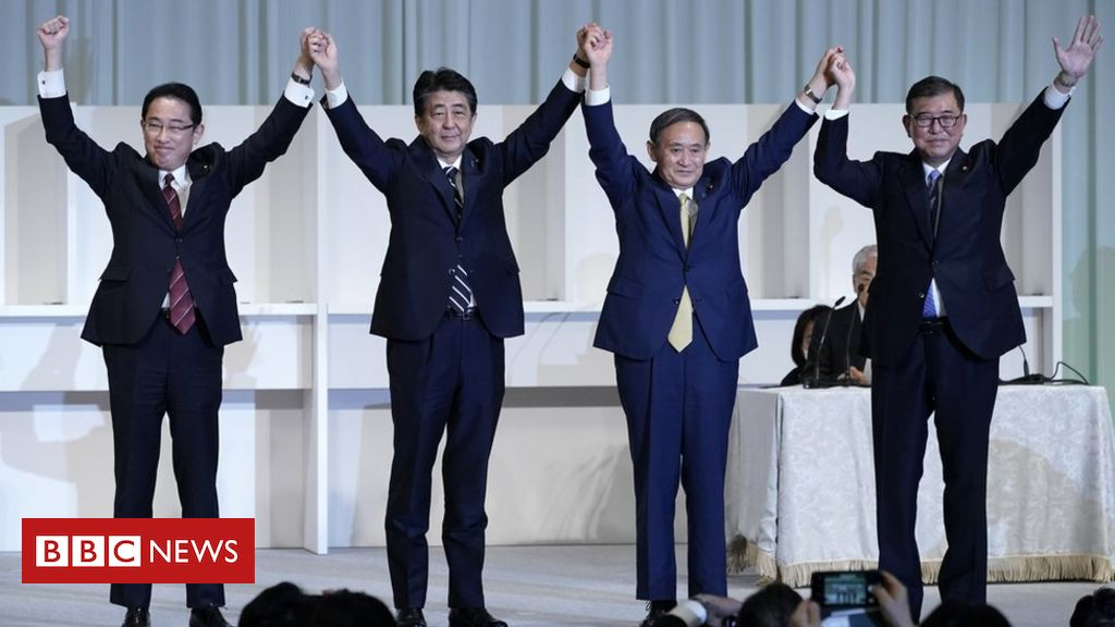 The unexpected rise of Japan's new prime minister