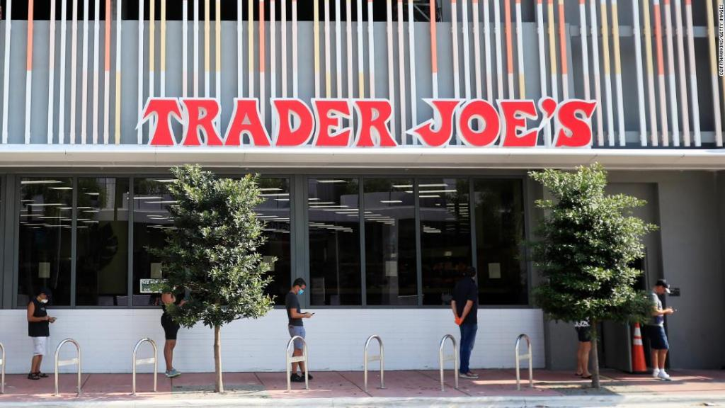Trader Joe's, responding to demands to change its packaging, says the product labels aren't racist