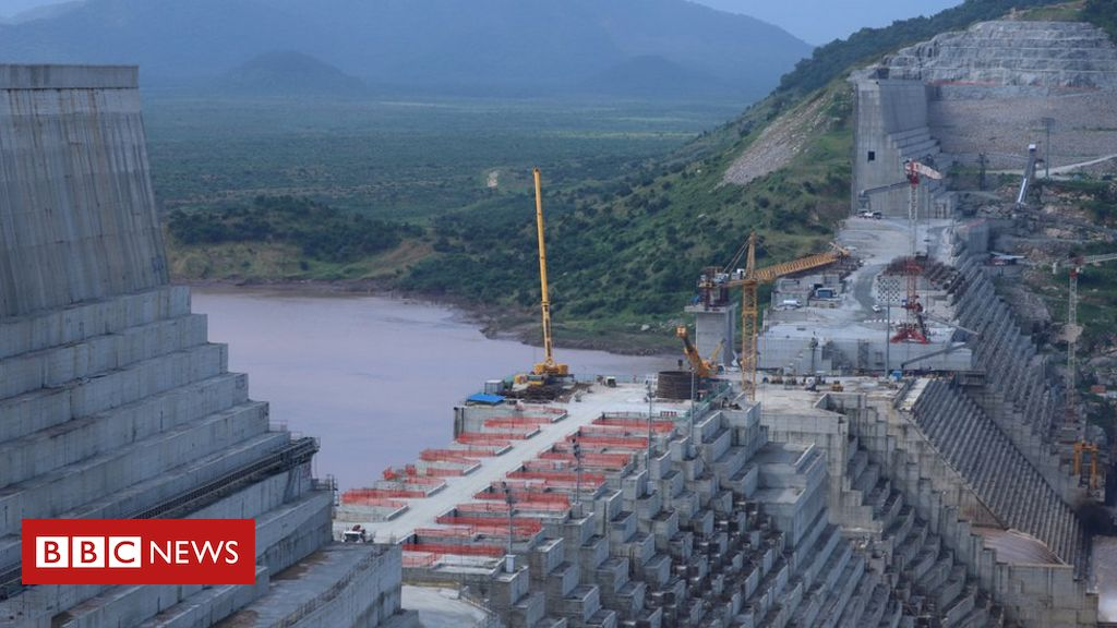Trump comment on 'blowing up' Nile Dam angers Ethiopia