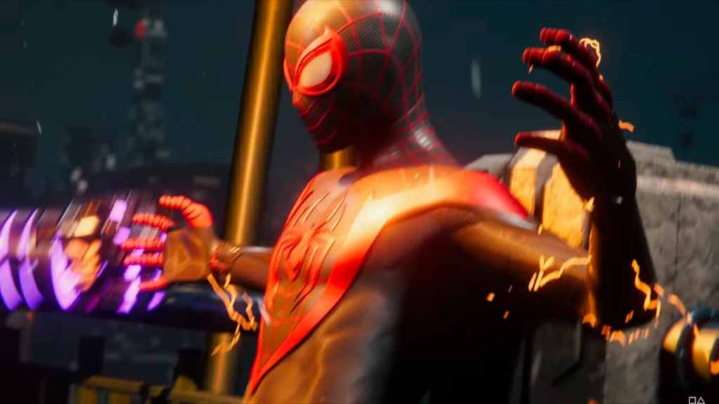 Spider-Man: Miles Morales Gameplay Trailer Has Spider-Man: Homecoming Vibes