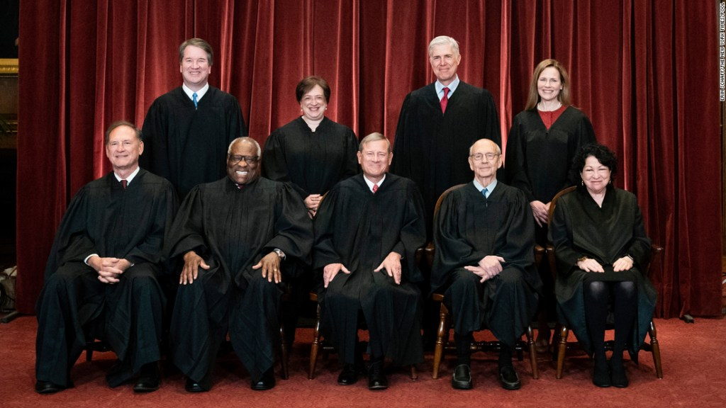 What happens if the Supreme Court throws out Roe v. Wade?   CNN Politics