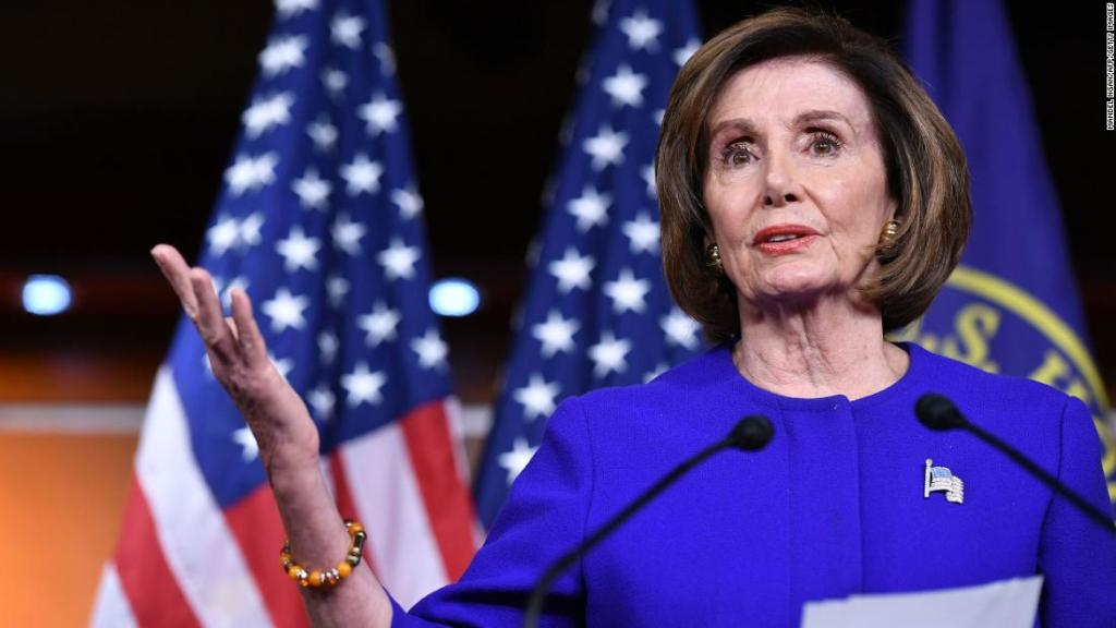 Pelosi: I can't envision Trump would be reelected