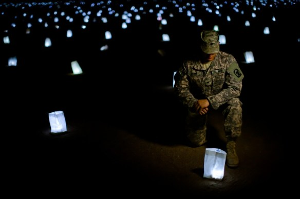 FBL Illuminates our Fallen Heroes