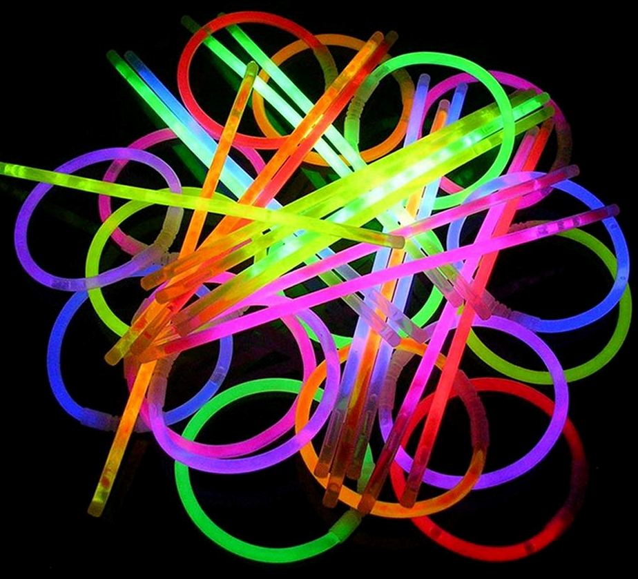 Glow Party Planning On A Budget - FlashingBlinkyLights.com ...