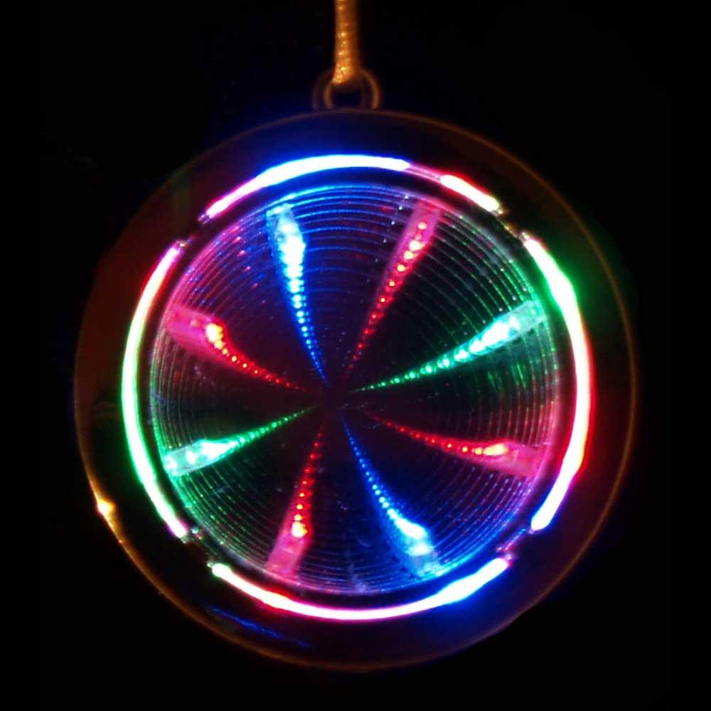 Led Light Spinner