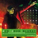 TUTTO IN UNA NOTTE, LIVE KOM 015 – il nono album dal vivo di Vasco Rossi