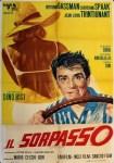 IL SORPASSO – Nastro d'Argento e David di Donatello per miglior attore a Vittorio Gassman