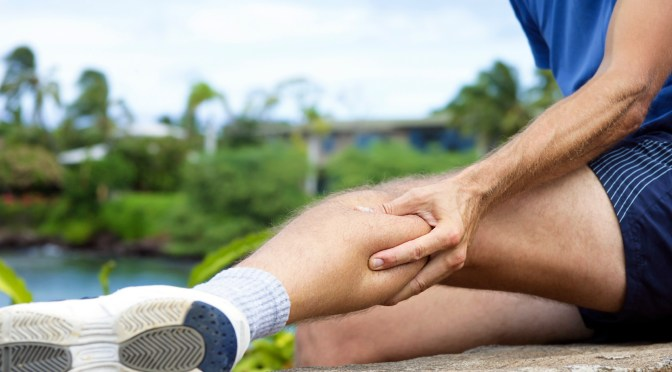 Muscle Cramps Explained & Prevented