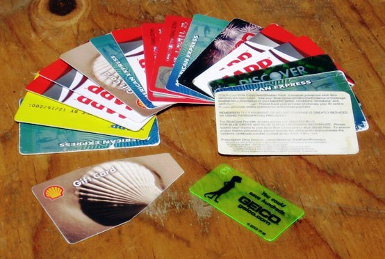 Credit Type Cards: You Keep The Interest