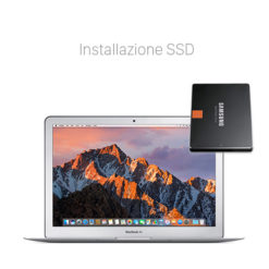 Aumentare memoria MacBook Air SSD